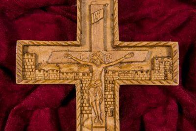 Blessing Cross Mount Athos