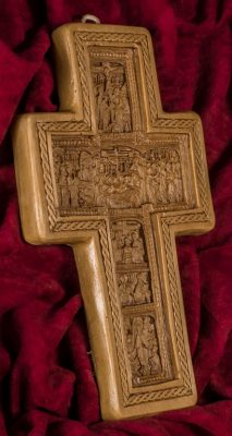 Cross with details