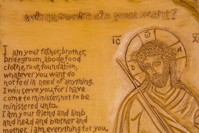 Prayer of Saint John Chrysostom (English)