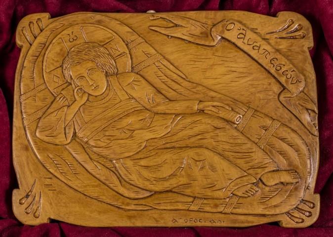 Reclining Infant Jesus