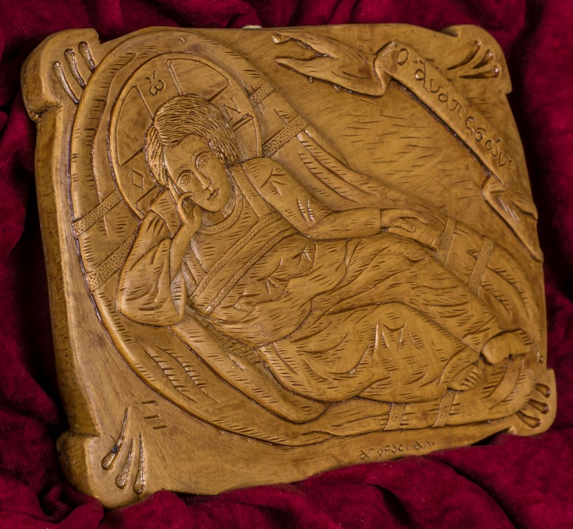 Reclining Infant Jesus