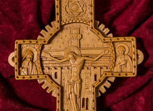 Romanian Orthodox Cross