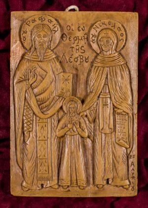 Saint Raphael Nicholas And Irene
