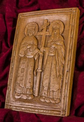 Saints Constantine and Helen