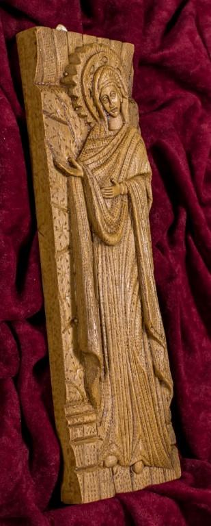 Virgin Mary Gerontissa